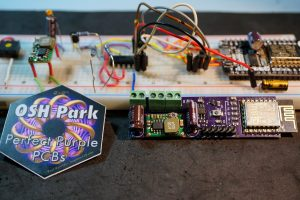 Prototype to production with OSHPark!
